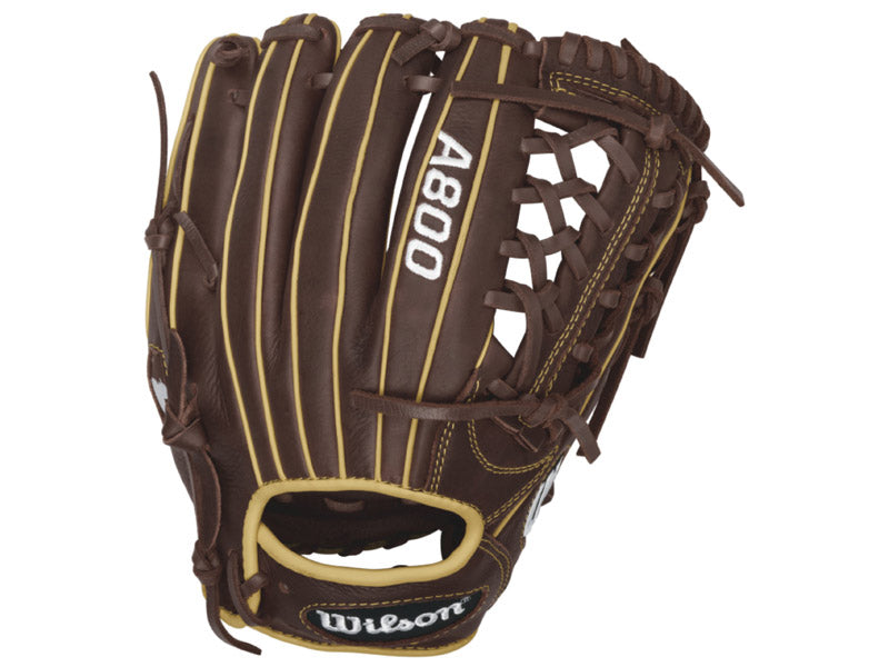 "Wilson A800 Showtime 11.75"" Infield/Pitcher Glove"