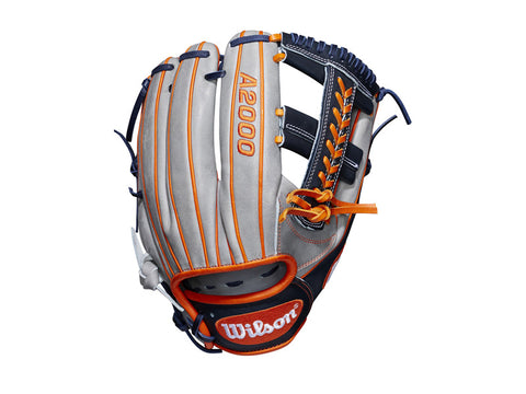 "Wilson A2000 CC1GM Carlos Correa Game Model 11.75"" Infield Glove"