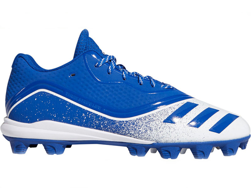 Adidas Men's Icon V MD Molded Cleats Low Royal (G28286)