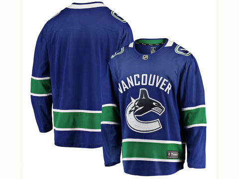 Fanatics Vancouver Canucks Men's Away Jersey