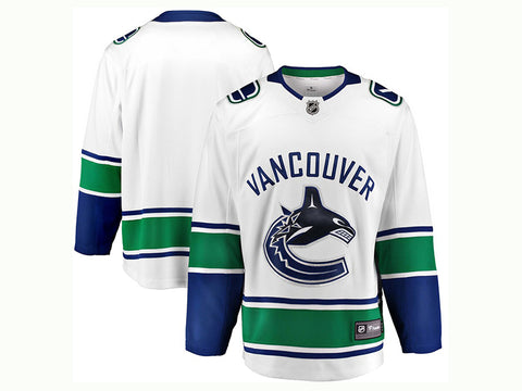 Fanatics Vancouver Canucks Men's Home Jersey