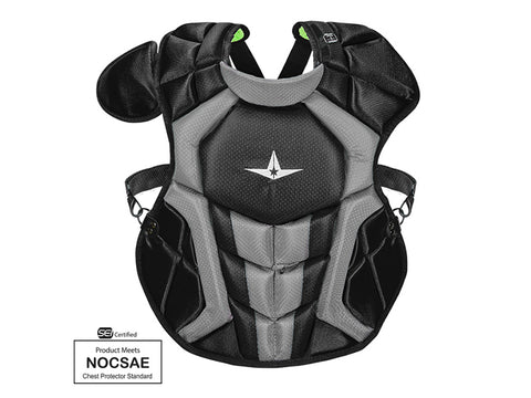 All-Star S7 AXIS Catcher's Chest Protector - 12 -16