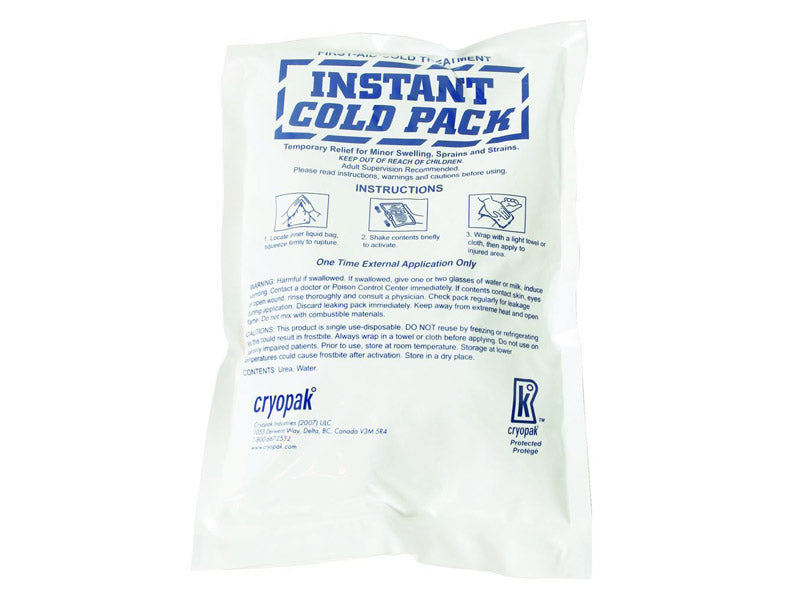 Cryopak Instant Cold Pack
