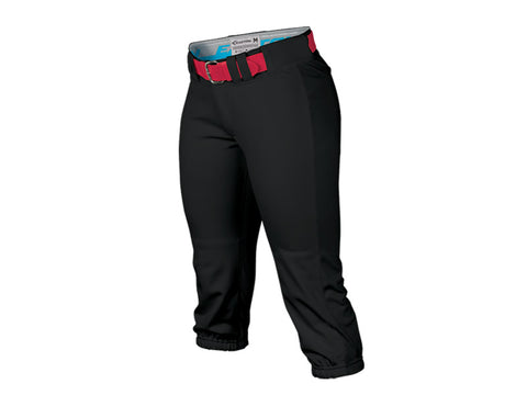 Easton Girls Prowess Softball Pant Black