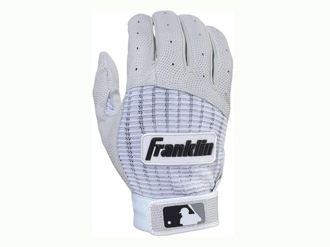 Franklin Pro Classic Batting Gloves White