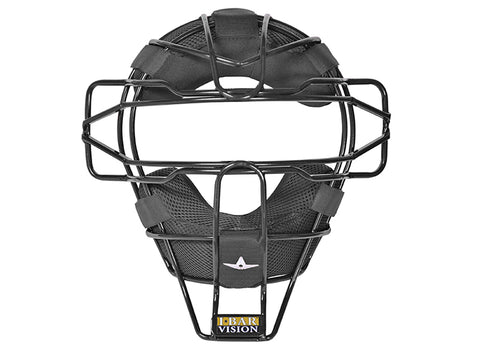 All-Star Traditional Catcher's Mask W/Luc Pads