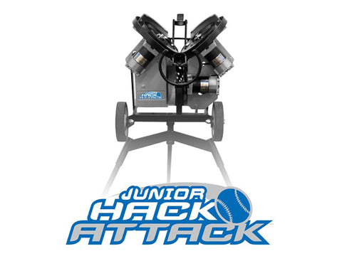 Hack Attack Junior Pitching Machine - Baseball