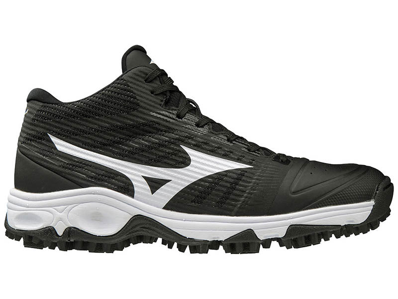 Mizuno Men's Ambition All Surface Mid Turf Shoe (320596)