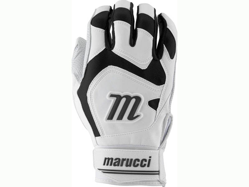 Marucci Signature Batting Gloves Black