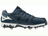 Mizuno Women's Swift 6 Metal Cleat Navy