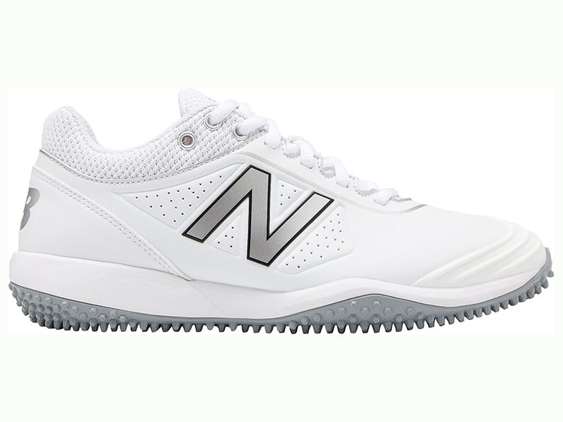 New Balance Women's FuseV2 Turf Cleat White