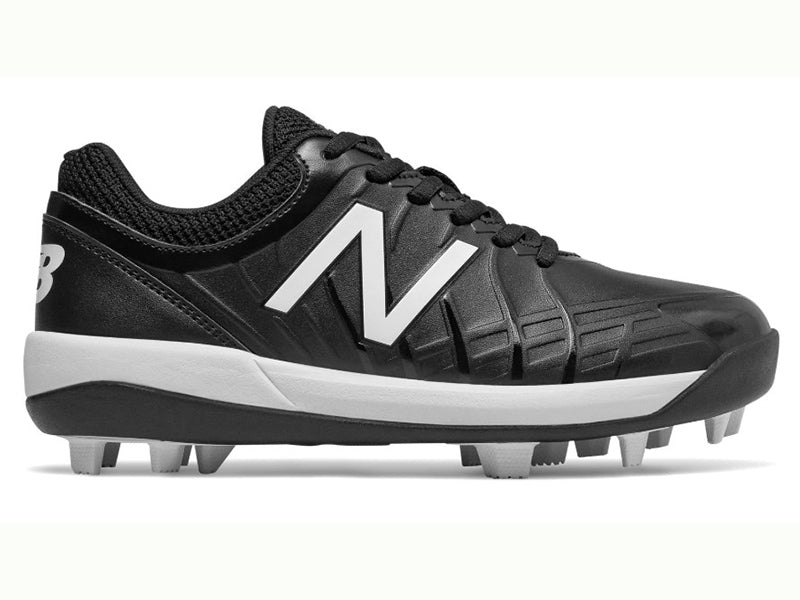 New Balance Youth J4040v5 Molded Cleats Black (J4040BK5)