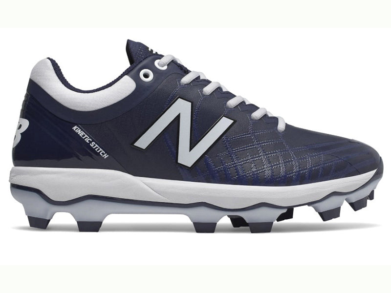 New Balance Men's PL4040v5 Molded Low Navy (PL4040N5)