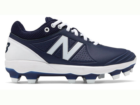 New Balance Women's Fuse v2 TPU Molded Cleat Navy  (SPFUSEN2)