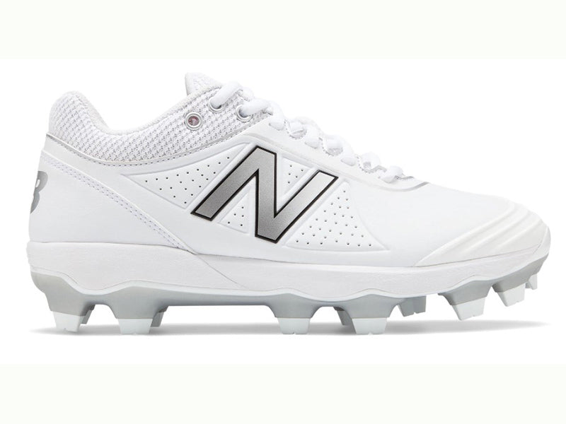 New Balance Women's Fuse v2 TPU Molded Cleat White  (SPFUSEW2)