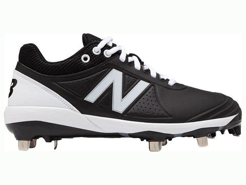 New Balance Women's Fuse v2 Metal Cleat Black