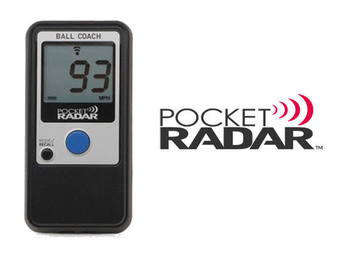 Pocket Radar Ball Coach (PR1000-BC)