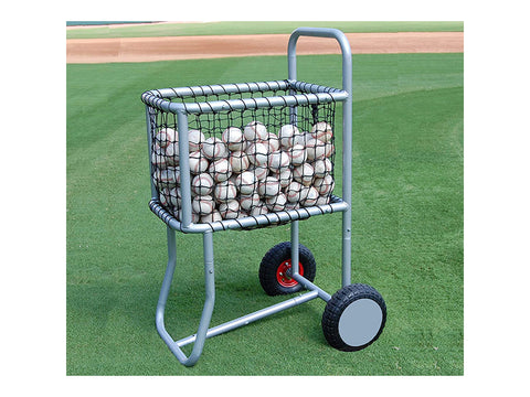 TRIGON Pro Cage Wheeled Ball Caddy