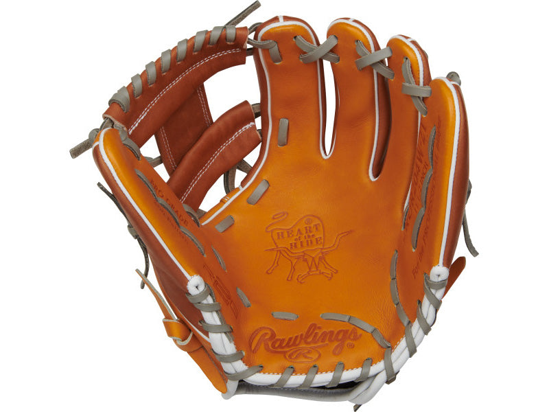 "Rawlings Heart of the Hide R2G PROR204W-2T 11.5"" Infield Glove"
