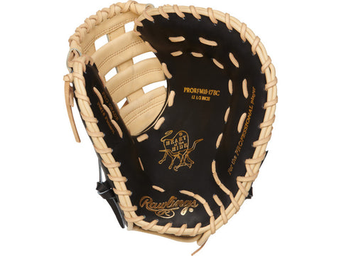 "Rawlings Heart of the Hide R2G 12.5"" First Base Mitt"