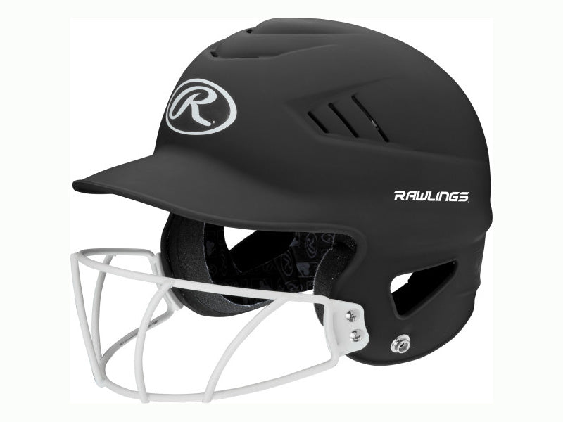 Rawlings  RCFHLFG Highlighter Helmet With Mask