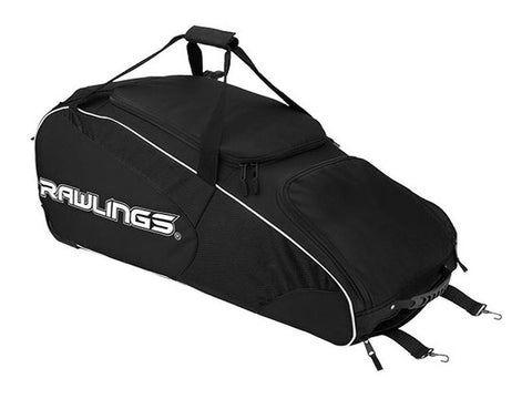 Rawlings Workhorse Wheeled Catcher's Bag
