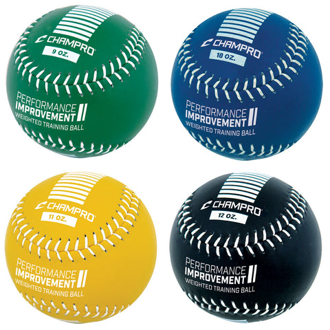 Weighted Softballs