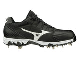 Mizuno Women's Swift 6 Metal Cleat Black