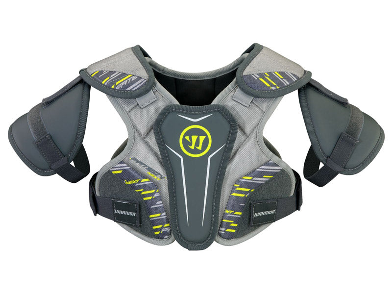 Warrior FatBoy Next Lacrosse Shoulder Pads (FBNXSP18)