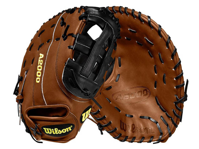 "Wilson A2000 2013 12.5"" First Base Mitt"