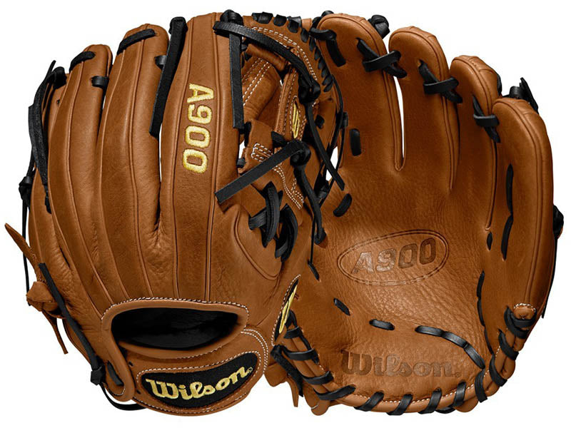 "Wilson A900 11.5"" Pedroia Fit Baseball Glove"