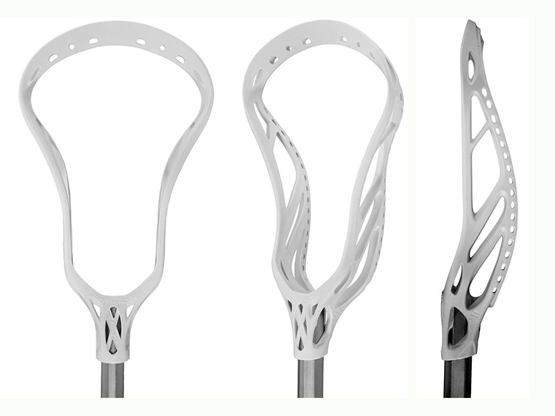 Warrior NOZ 2 Unstrung Lacrosse Head