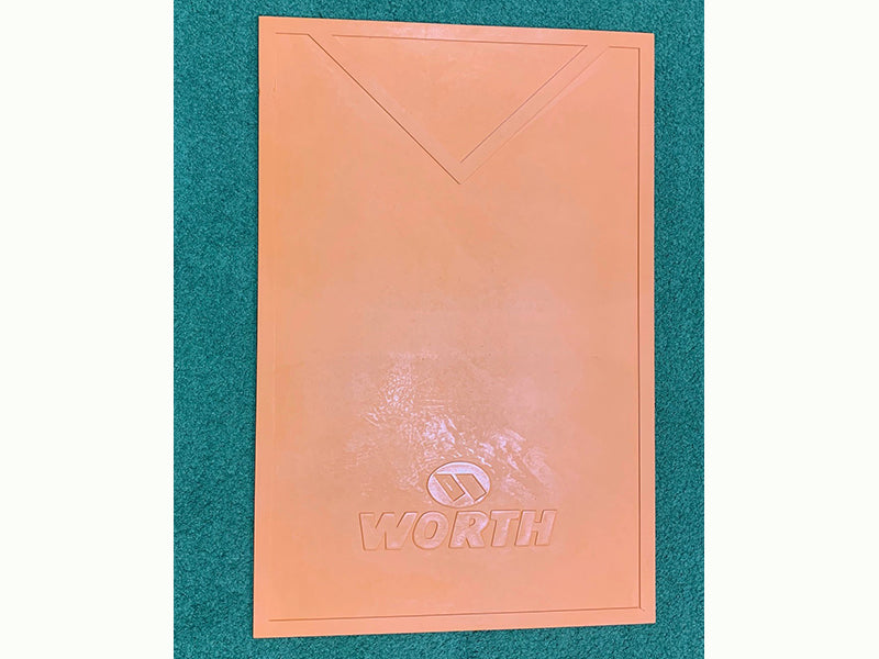 "Worth Heavy Duty Slo-Pitch Mat (36"" High  X 24"" Wide )"