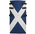 Interchangeable Utility Kilt Front Panel Saint Andrews Flag Design