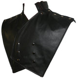 Leather Baddie Priest Collar
