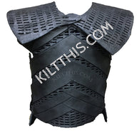 Night King Inspired Foam Armor Vest and Shoulder Armor