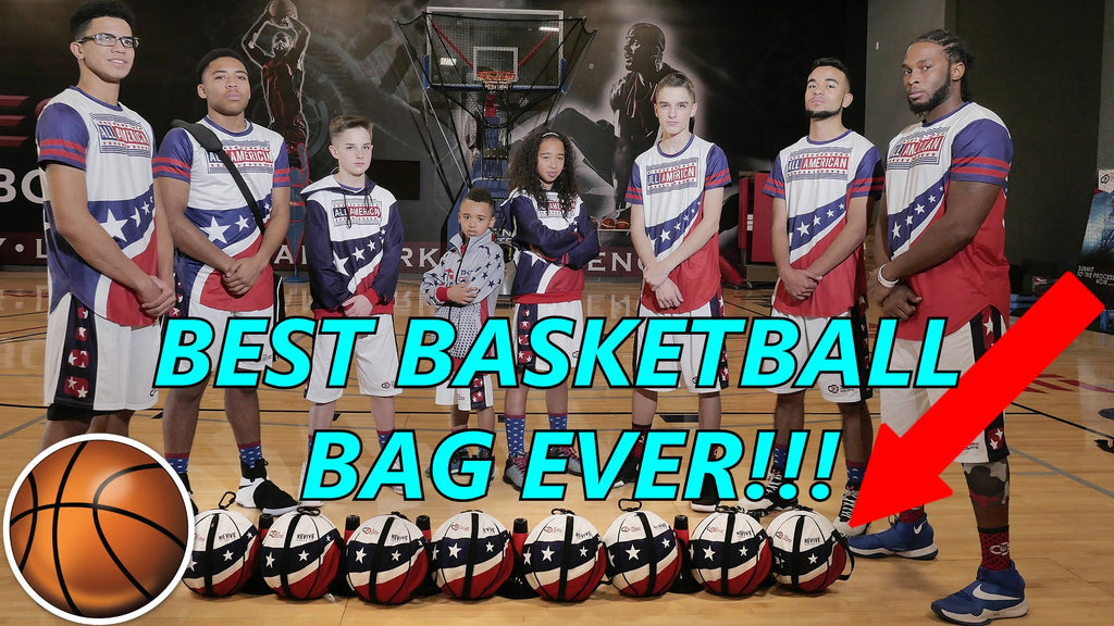 Best Basketball Equipment Bag for Teams