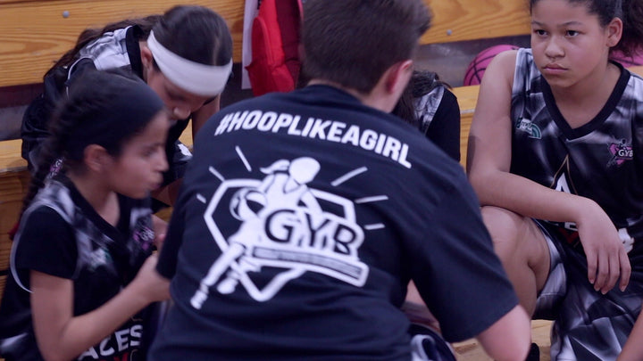 Revive Brand Co. —  Girls Youth Basketball League 2018 Las Vegas Season Opener