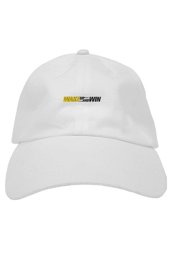 Wake Up And Win Fast ( Dad Hat)