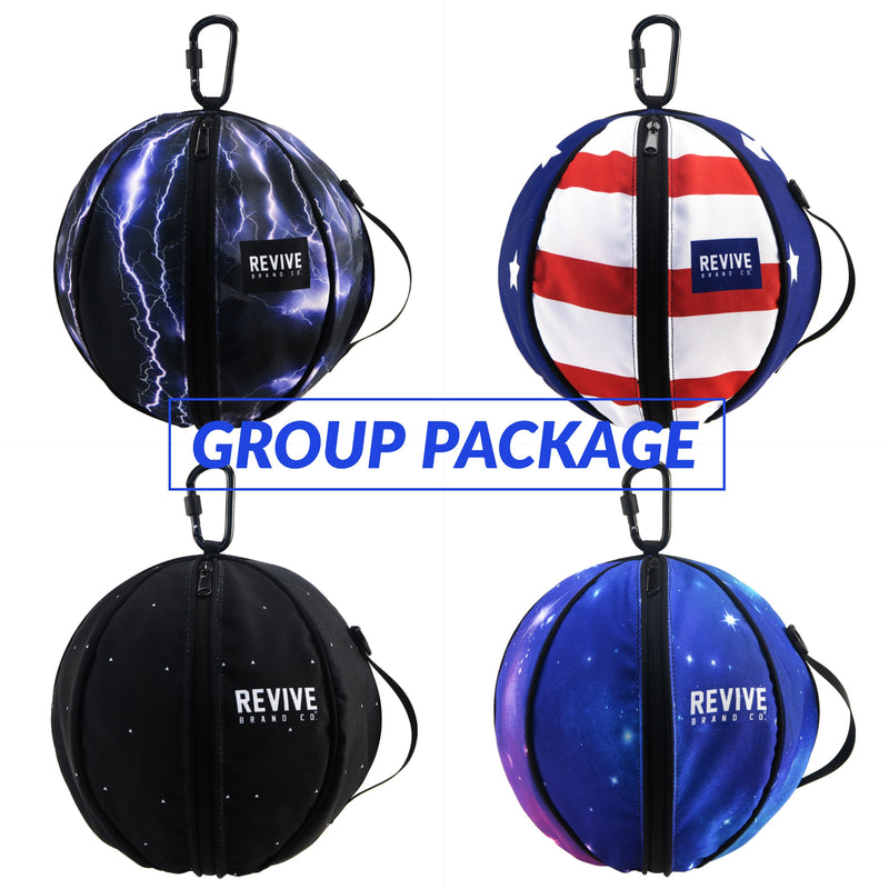 THE GAME BAG GROUP BUNDLE (12 BAGS)