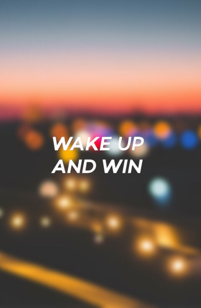 Wake Up And Win Wallpaper (September Night)