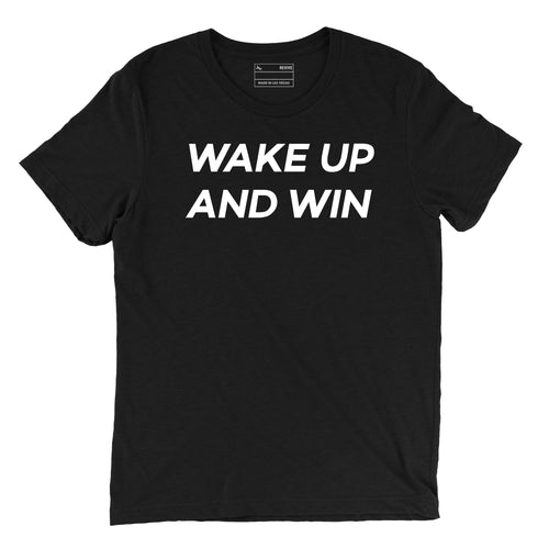 WAKE UP AND WIN LIGHTNING (BLACK)