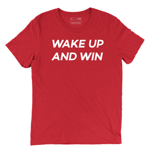 WAKE UP AND WIN LIGHTNING (RED)