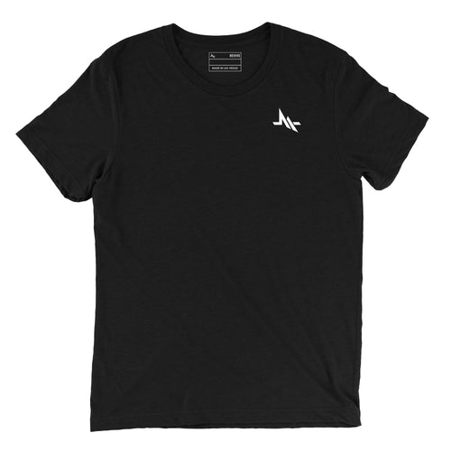 Revive Logo Motto Tee (Black)