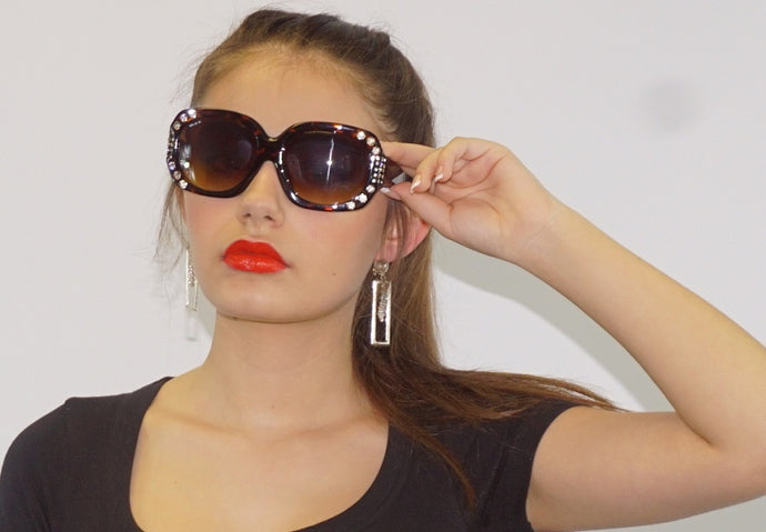 Butterfly Styled Designer Sunglass Eyewear - Bella LaVie Collection