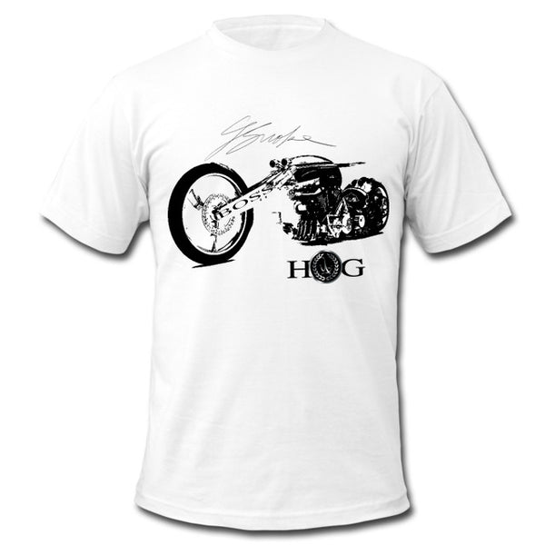 Boss Hog White T-shirt