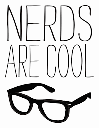 It feels good to be a Nerd