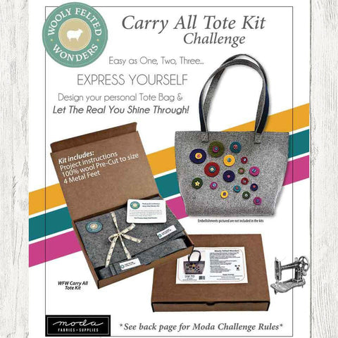 Carry All Tote Kit Challenge