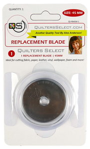 45 mm Rotary Cutter Blades 1 Pack