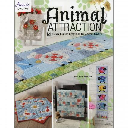 Animal Attraction Book